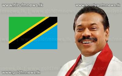 President+arrives+in+Tanzania