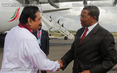 President+meets+Tanzania+President.