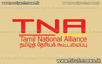 Tamil+National+Alliance+officially+declines+participating+in+the+Parliamentary+Select+Committee+seeking+a+national+solution