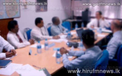 A+discussion+between+President%27s+secretary+and+Railway+trade+unions.