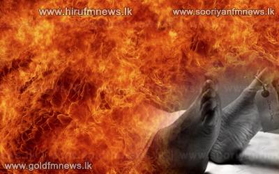 Former+LTTE+carder+Gauri+dies+after+immolation.