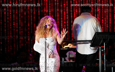 Mariah+Carey+performs+at+Central+Park%27s+Great+Lawn.+