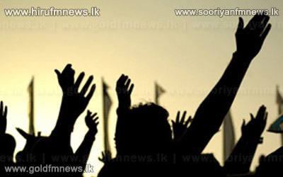 Mahaweli+Farmers+protest+in+Padiyathalawa