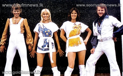 ABBA+tribute+show+in+Chennai.