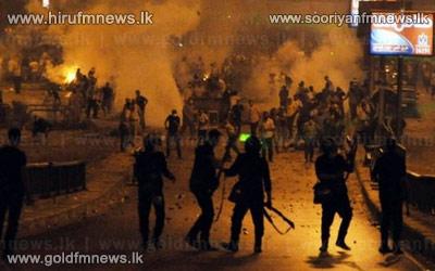 Egypt+crisis%3B+Clashes+erupt+at+pro-Morsi+protest
