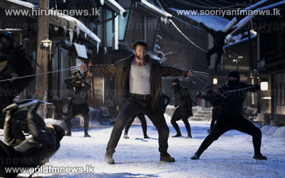 The+Wolverine+Destroys+Competition+At+U.s.+Box+Office