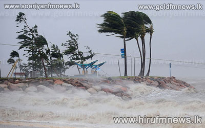 Seas+rough+from+Puttalam+to+Potuvil
