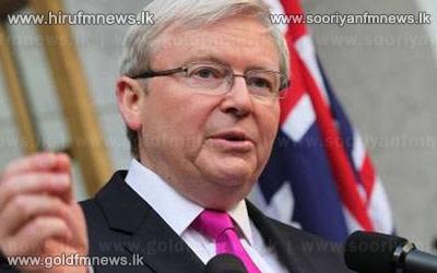 Australian+Prime+Minister+Kevin+Rudd+calls+election+for+7th+September
