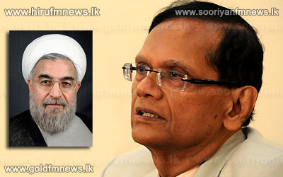 Minister+G+L+Peiris+calls+on+first+deputy+to+President+of+Iran.