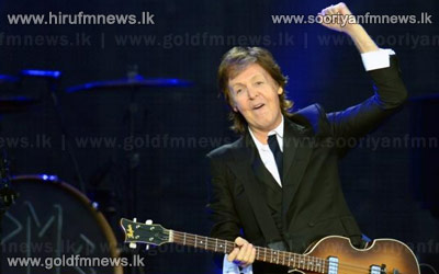 Paul+McCartney+to+perform+next+month.