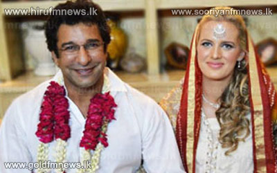 Wasim+Akram+marries+Australian+girlfriend+Shaniera+Thompson