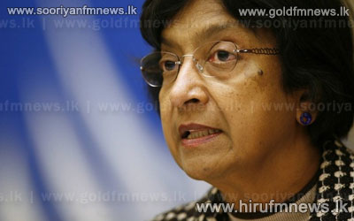 Navi+Pillay+states+that+she+will+be+open+minded+with+regard+to+Sri+Lanka