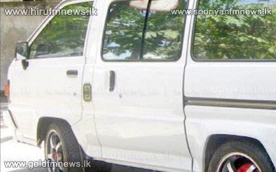 Van+used+in+Gampaha+robbery+found