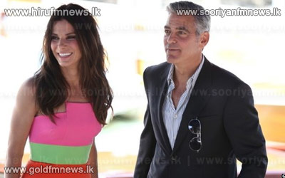 George+Clooney+in+Venice+to+open+film+festival