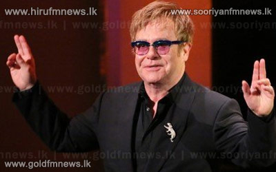 Sir+Elton+John+honoured+at+London+gala