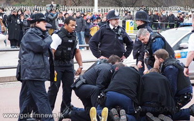 Man+arrested+in+Buckingham+Palace