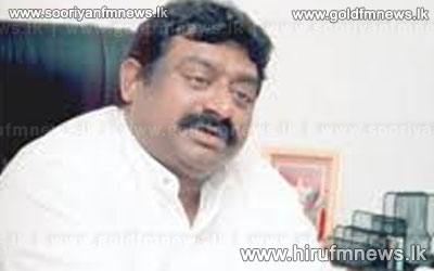 Minister+Thondaman+granted+bail