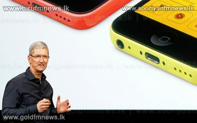 Apple+unveils+two+new+iPhones+for+world+market