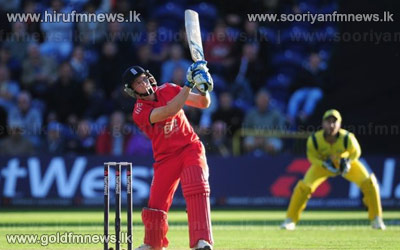 Jos+Buttler+helps+England+level+one+day+series++++++