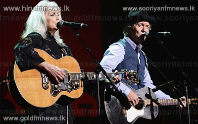 Emmylou+Harris%2C+Shovels+%26+Rope+Win+Big+at+Americana+Awards