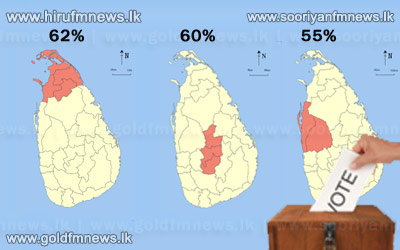 Video%3A+High+voter+turnout+of+62%25+in+the+North+-+60%25+in+Central+Province+-+55%25+vote+in+North+Western+Province