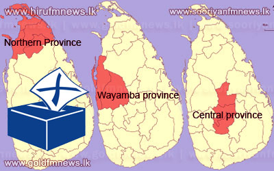 UPFA+wins+North+Western+and+Central%2C+TNA+wins+North+-+Democratic+Party+becomes+the+3rd+Force