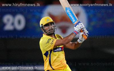 Raina%2C+Dhoni+lead+Chennai+Super+Kings+to+narrow+win+over+Sunrisers+Hyderabad