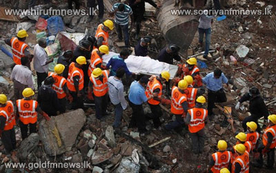 Mumbai+building+collapse+rescue+ends+with+60+dead