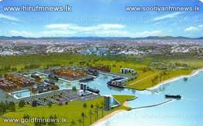 Sri+Lanka+to+build+artificial+island+off+Hambantota+port