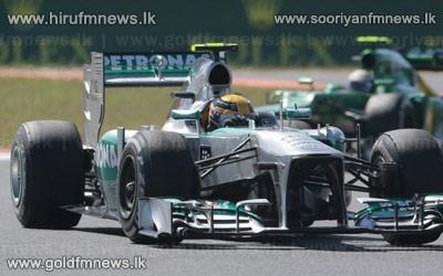 Lewis+Hamilton+tops+second+Korea+practice++with+Vettel+second