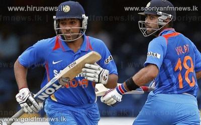 Virat+Kohli+%26+Rohit+Sharma+star+in+India+s+record-breaking+ODI+win