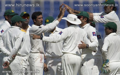 Misbah-ul-Haq+leads+hosts+to+victory