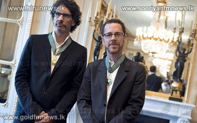 Coen+brothers+receive+France+honour
