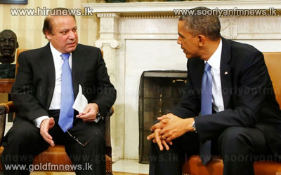 Pakistan+PM+Sharif+urges+Obama+to+end+drones+strikes