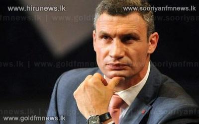Ukraine+boxer+Vitali+Klitschko+to+seek+presidency