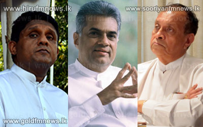 Video%3A+Today%27s+discussions+among+Ranil%2C+Sajith+and+Karu+concludes+-+Karu+to+lead+another+Committee