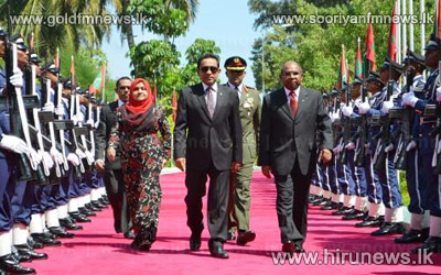 Yameen+sworn+in+as+president+of+the+Maldives
