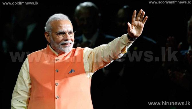 Narendra+Modi+to+arrive+in+Sri+Lanka+on+March+14th