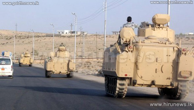Egypt+military+targeted+in+deadly+Sinai+attacks