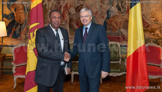 Foreign+Minister+Mangala%2C+concludes+visit+to+Brussels