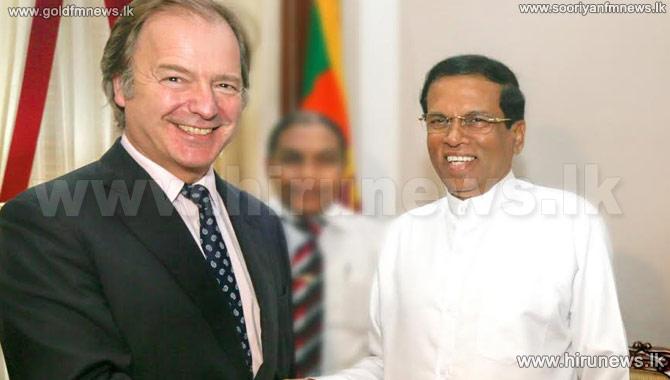 UK+MP+called+on+President+Maithripala