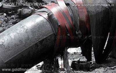 Update%3A+Oil+leakage+at+Orugodawatta+restored