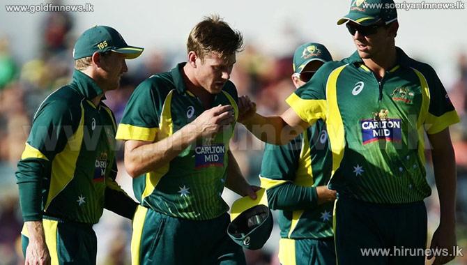 Injury+Scare+for+Australian+All-Rounder+James+Faulkner