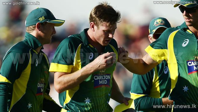 Injury+Scare+for+Australian+All-Rounder+James+Faulkner.