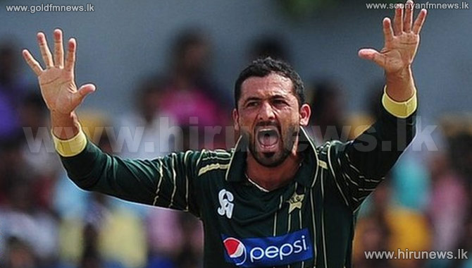 Junaid+Khan+ruled+out+of+World+Cup