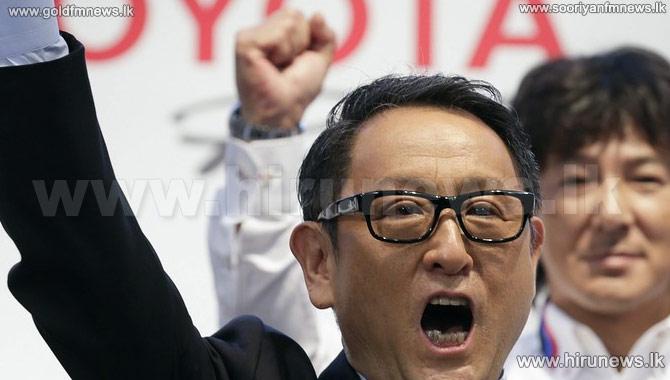 Toyota+expects+record+profit+on+weak+yen