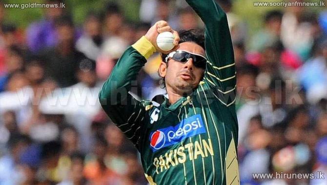 Saeed+Ajmal+May+Still+Make+it+to+Pakistan%27s+World+Cup+Squad