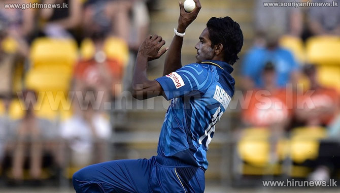 Chameera+to+replace+Prasad
