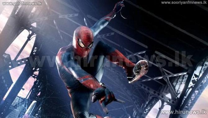 Spider-Man+swings+into+Marvel+films