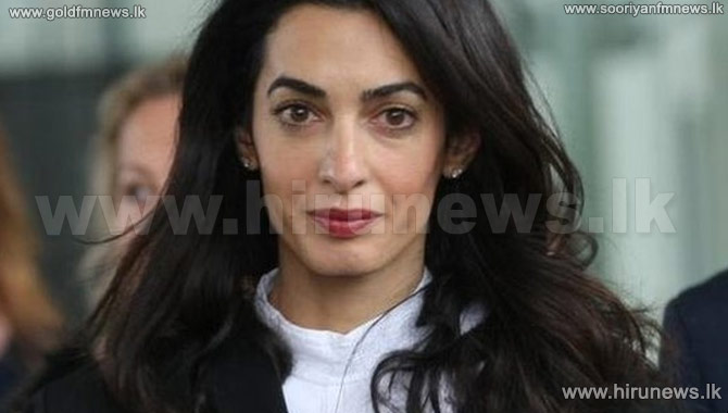 Amal+Clooney+To+Represent+The+Hooded+Men+In+Case+Against+British+Army